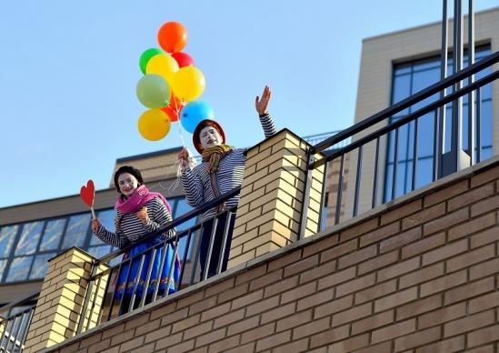 Ждём маленьких жителей «Спектра» на праздник в честь Дня детства